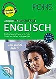 PONS Audiotraining Profi Englisch: Für Fortgeschrittene und Profis – hören, verstehen und sprechen