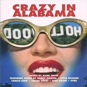 Crazy in Alabama Ost