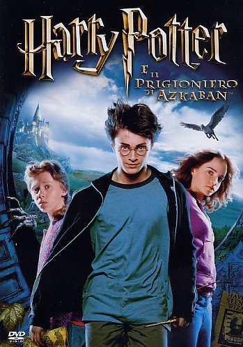 Harry Fidget with e il prigioniero di Azkaban(special edition) [2 DVDs] [IT Import]