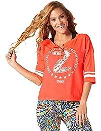 Zumba Fitness Z1t01224 T- T-Shirt Femme 3650930963c