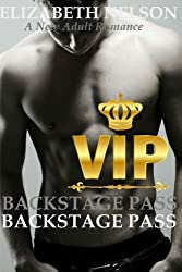 Backstage Pass: V.I.P. (The Backstage Pass Rock Star Romance) (Volume 2) by Elizabeth Nelson (2014-07-03)