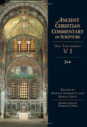Job: 6 (Ancient Christian Commentary on Scripture) by Manlio Simonetti & Marco Conti (16-Jun-2006) Hardcover