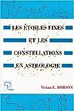 Les étoiles fixes et les constellations en astrologie