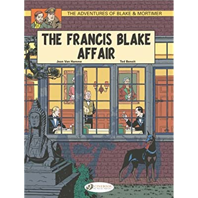 Blake & Mortimer, Tome 4 : The Francis Blake Affair