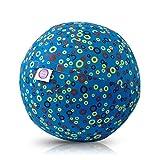 Couverture fantaisie BubaBloon pour ballons gonflables (Circles Bleu)