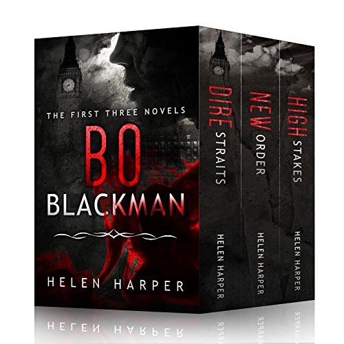 Bo Blackman series: books 1 - 3 (English Edition)