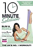 10 Minute Solution - Slim And Sculpt Pilates [DVD]