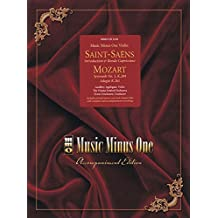Saint-Saens: Introduction & Rondo Cappriccioso/Mozart: Serenade & Allegro, Violin (Music Minus One (Numbered))