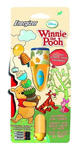 Energizer LED Taschenlampe Disney Winnie The Pooh, ergonomisch 634503