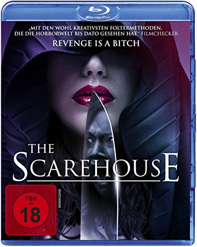 The Scarehouse - Revenge is a Bitch [Blu-ray]