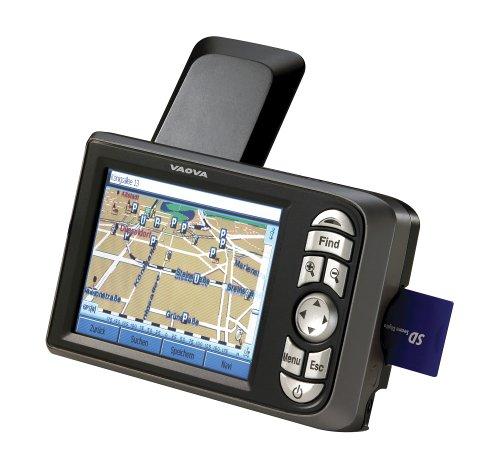 Vaova Travel 100 - Sistema de navegación GPS para coche (importado)