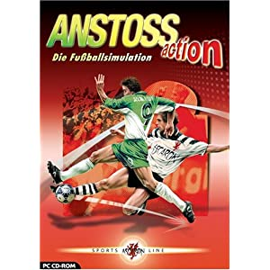 Anstoss Action: Die Fußballsimulation