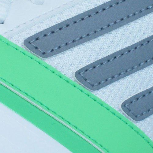 Adidas Galaxy elite III Blanc/ Vert