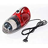 Easymart Blowing And Sucking Dual Purpose (JK-8) Hand-held Vacuum Cleaner (Red) Hand-held Vacuum Cleaner (Red) - B07FSXZSNS