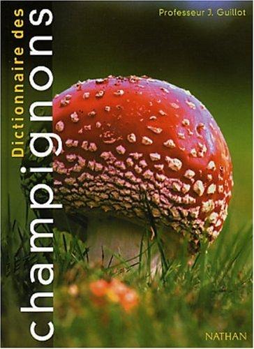 Dictionnaire des champignons