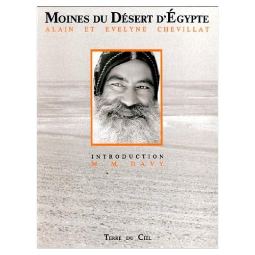 Moines du désert d'Egypte