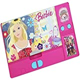 Innovative Disney & Marvel Hmi Original Gadget Jumbo Pencil Box In Princess, Cinderella, Spider Man & Avengers Characters, Pencil Box For Kids... (Barbie)