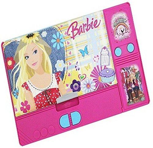 KIKU Kids Plastic KIKU Jumbo Multipurpose Barbie Pencil Box