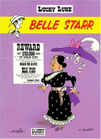 Lucky Luke, Tome 34 : Belle Starr
