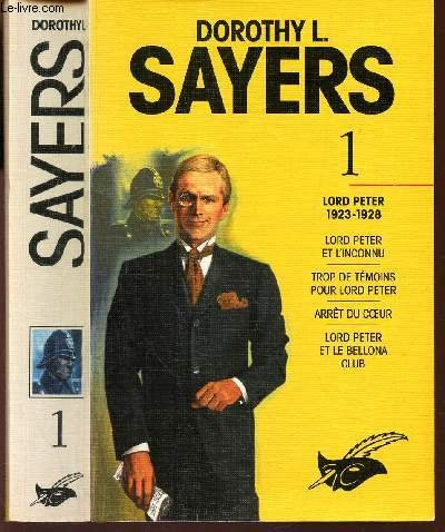 Dorothy L. Sayers, Les années 1923-1928 : Les années 1923-1928