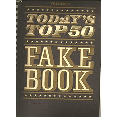 Today's Top 50 Fake Book: 001