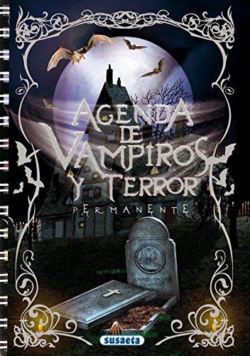 agenda-escolar-permanente-vampiros-y-terror-agenda-de-vampiros-y-terror