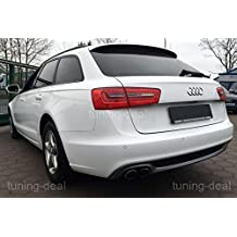 S-Line Premium Velours NEU Kofferraummatte Audi A7 S7 RS7 Sportback 4G