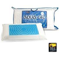 Siessta Home - Almohada viscoelástica Aqua-Gel de ...