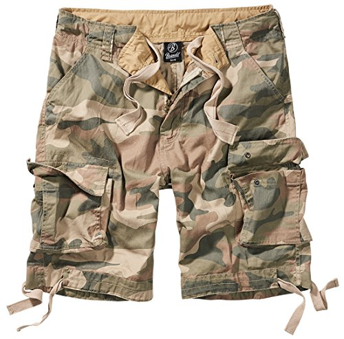 Brandit Urban Legend Short Light Woodland M