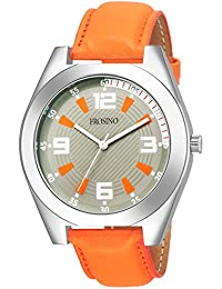 Frosino Analogue Grey Dial Men's Watch (FRAC061812)