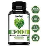 Simply Nutra Omega 3 450mg Triple Strength + DHA 240mg - 60 capsules