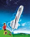 PLAYMOBIL 6187 - Rakete mit Spring-Booster -