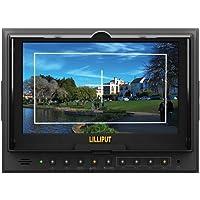 """Lilliput 5D-II 7"""" TFT LCD HDMI output moniteur Peaking, Zebra pour Appareil Photo Reflex DSLR Caméscope Caméra Canon 600D 60D 550D 7D 5DII Nikon etc+Plaque de la batterie(Canon LP-E6)C'EST Plaque de la battrie , pas la batterie LP-E6!!!!"""