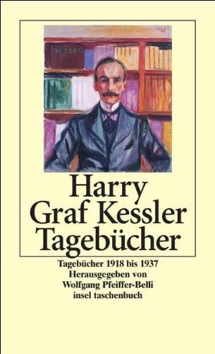 Tagebücher 1918-1937 (insel taschenbuch)