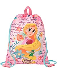 342d4ac544 Disney Rapunzel Zainetto per bambini, 34 cm, 0.46 liters, Multicolore  (Multicolor)