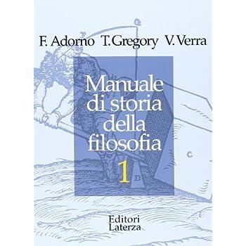 Manuale Di Storia Della Filosofia. Per I Licei E Gli Ist. Magistrali: 1