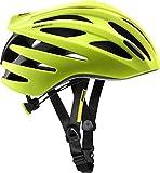 Mavic Aksium Elite Helmet Unisex Safety Yellow/Black 2018 Fahrradhelm