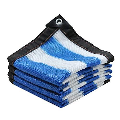 Sunshading Net Rainscreen Thicken Verschlüsselung Wärmeisolierung Anti-UV-Pergola Cover Blume...