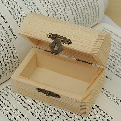 Schmuck Storage Box Pearl Necklace Armband Armband Desktop Organizer Case Holiday Gift - Klein ()