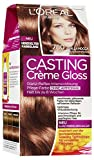 L'Oréal Paris Casting Crème Gloss Glanz-Reflex-Intensivtönung 780 in Vanilla Mocca, 3er Pack (3 x 1 Stück)