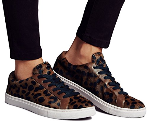 marks-spencer-autograph-t024095-leather-leopard-print-hairy-trainer-rrp-4950-uk-4