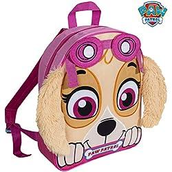Mochila Patrulla Canina Mochilas Escolares para Niñas Cartera Infantil Niña Paw Patrol Skye