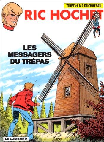 Ric Hochet, n° 43 : Les Messagers du trépas