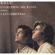 Last Christmas / Everything She Wants (Live In China) [Import anglais]