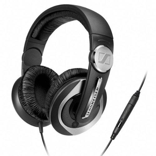 Sennheiser HD 335S  Cuffia DJ, Cavo da 1.2 mt, Nero
