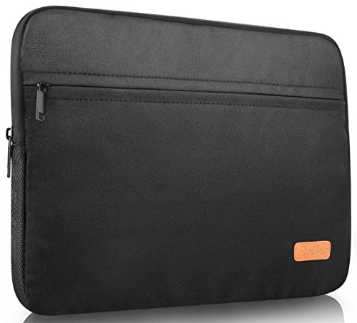 ProCase 9-10,1 Pulgadas Bolsa Protectora iPad Pro 9.7' & 10.5', iPad Air 10,5 2019, Apta para Mayoría Tablets Chromebook Samsung ASUS Acer 9/9.7/10/10.1 -Negro
