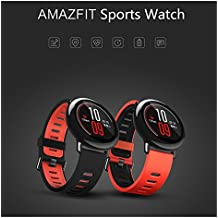Smartwatch Amazfit Pace (Xiaomi-Huami) con pulsometro , gps, reproductor de musica, monitor de sueño y notificaciones. (SHIPPED from Warehouse in Spain)