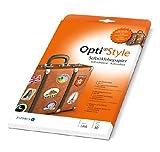 Papyrus Opti Style étiquette aut...