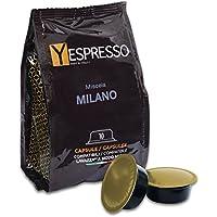 Yespresso Capsule Lavazza a Modo Mio Compatibili Milano - Confezione da 100 Pezzi