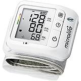 Microlife BP W1 Basic Tensiómetro de Muñeca con Detector de Arritmias